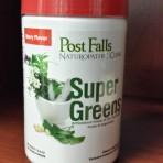 Super Greens – Berry