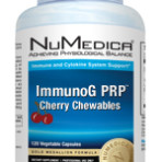 ImmunoG PRP Chewables Cherry120t