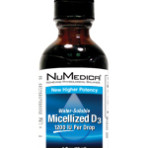 Micellized D3 1200 *High Potency* 1 fl oz