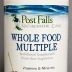 Whole Food Multiple