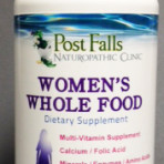 Woman's Whole Food